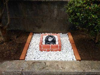 ミニーのお墓2