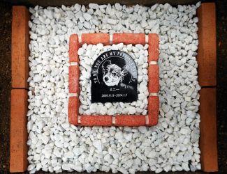 ミニーのお墓